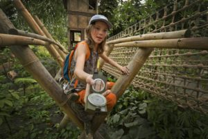 Foto: Jungola bij WILDLANDS Adventure Zoo Emmen